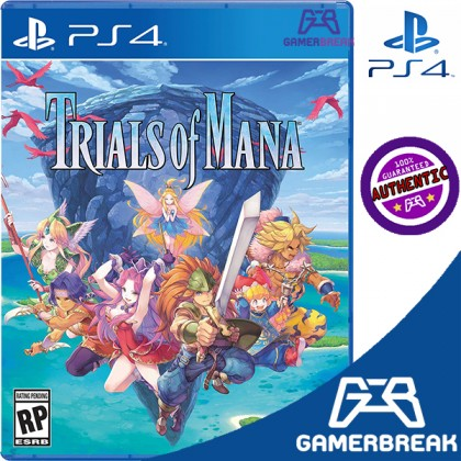 PS4 Trials of Mana 圣剑传说3 (R3/Chn中文)