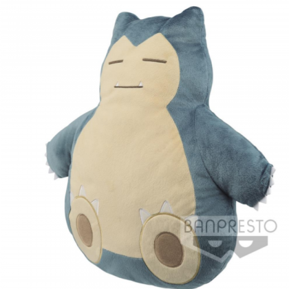 I Love Snorlax Super Big Plush Cushion