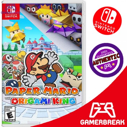 NSW Paper Mario: The Origami King (US)