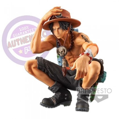 One Piece King of Artist The Portgas. D. Ace - Special Ver. (Ver. A)
