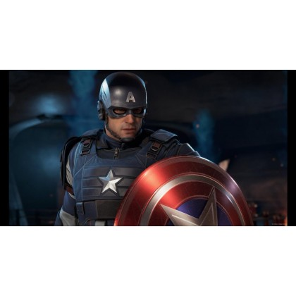 PS4 Marvel's Avengers Standard Edition (R3/ENG)